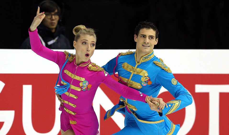 Event Coverage – 2016 Four Continents Championships