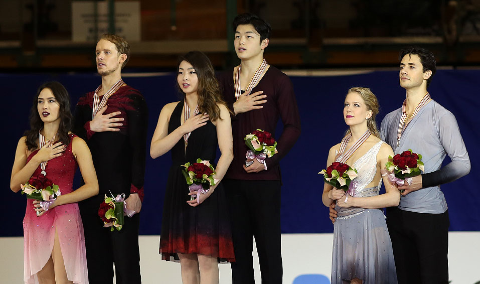 Results – 2016 Four Continents Championships
