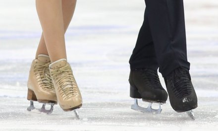Skating Siblings #3: Lauren & Logan Leonesio