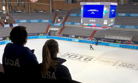 Youth Olympics Blog #2 by Chloe Lewis