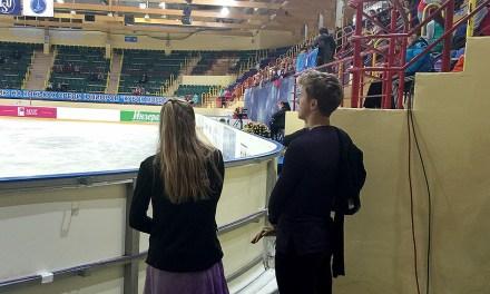 2016 JGP Cup of Mordovia Blog #4