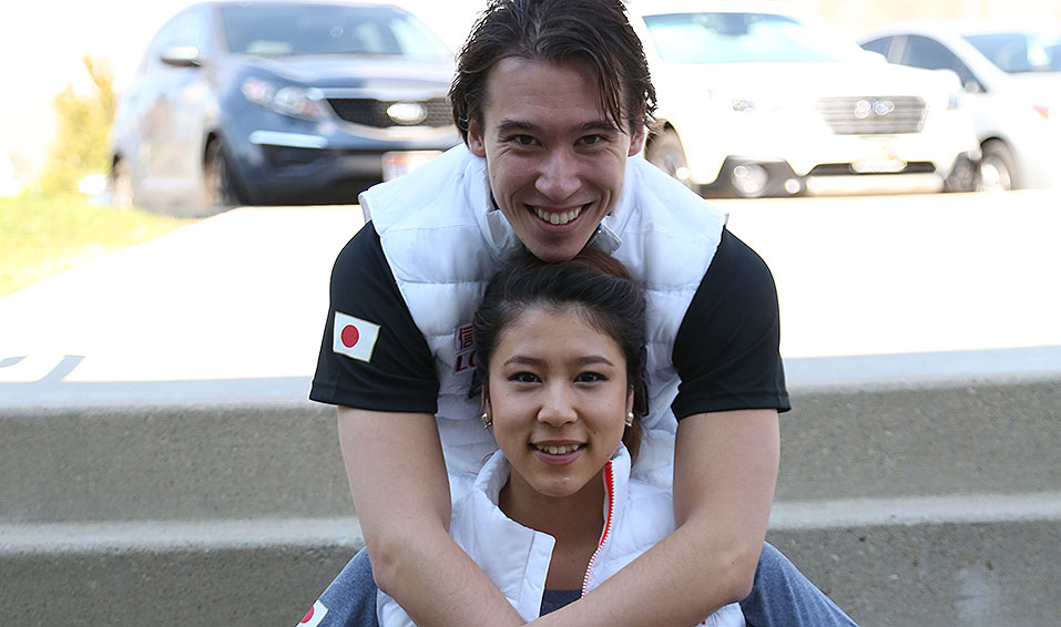 Japan's Muramoto & Reed Aim High