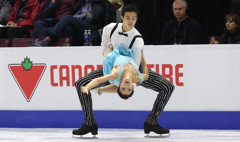 Event Coverage – 2016 Skate Canada