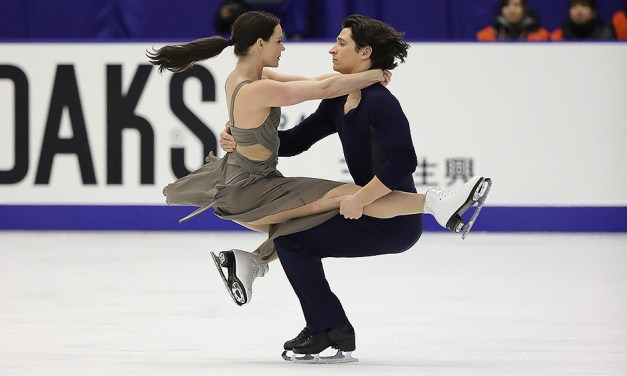 Event Coverage – 2016 NHK Trophy