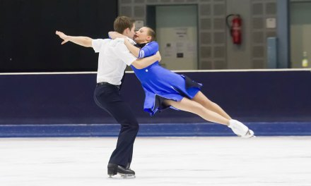 Profile – Charise Matthaei & Maximilian Pfisterer
