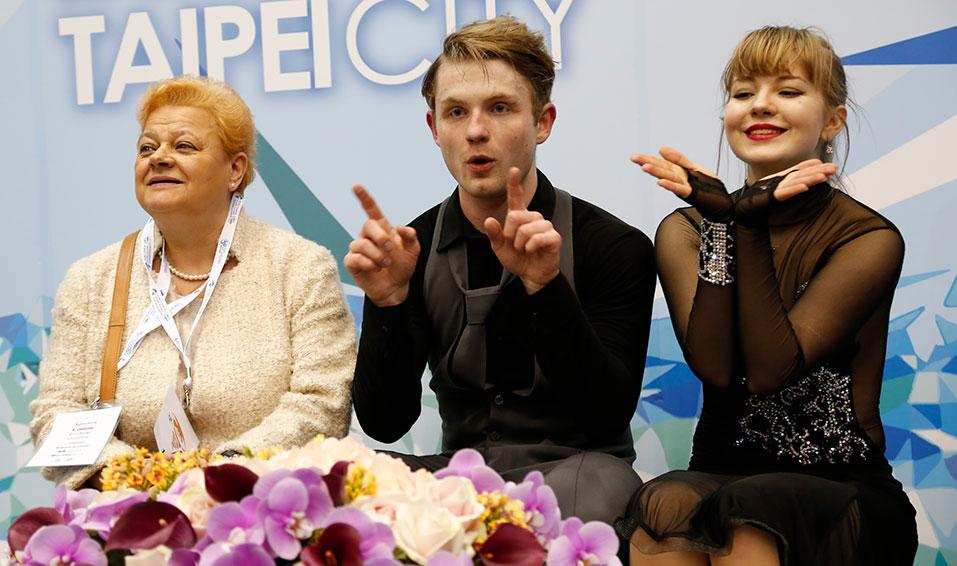 Profile – Olexandra Borysova & Cezary Zawadzki