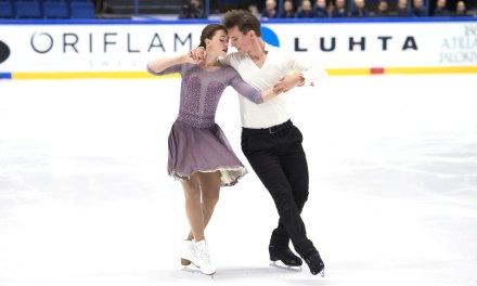 Profile – Olesia Karmi & Max Lindholm