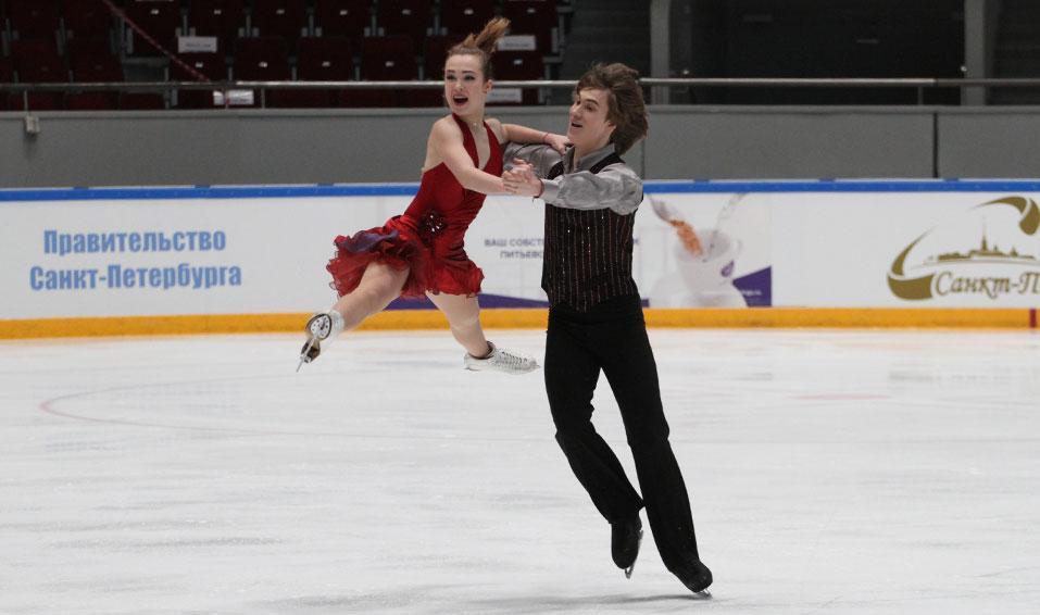 Profile – Sofia Polishchuk & Alexander Vakhnov