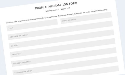 Profile Information Form