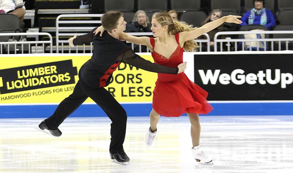 Profile – Lydia Erdman & Alexey Shchepetov