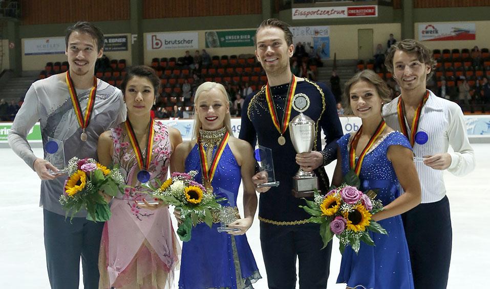 2017 Nebelhorn Trophy Recap