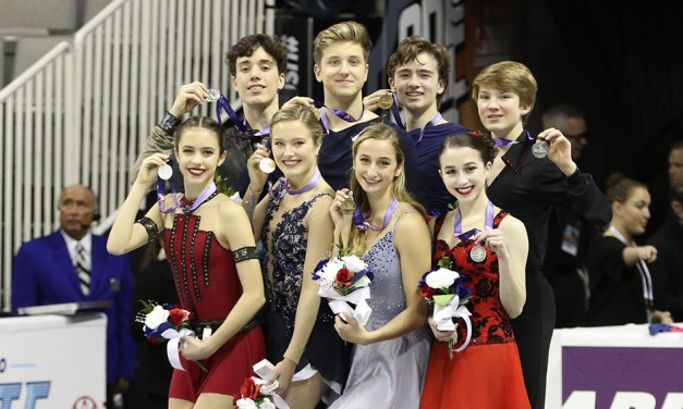 #USChamps18 – Junior Recap