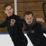 Photos – 2018 Ice Dance International Rehearsal