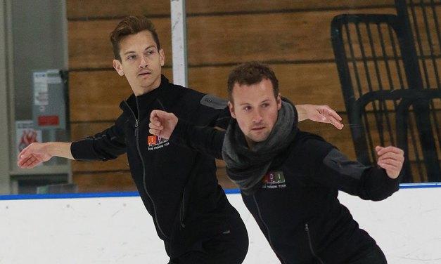 Photos – 2018 Ice Dance International Rehearsal