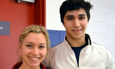 Lajoie & Lagha look ahead to the senior ranks