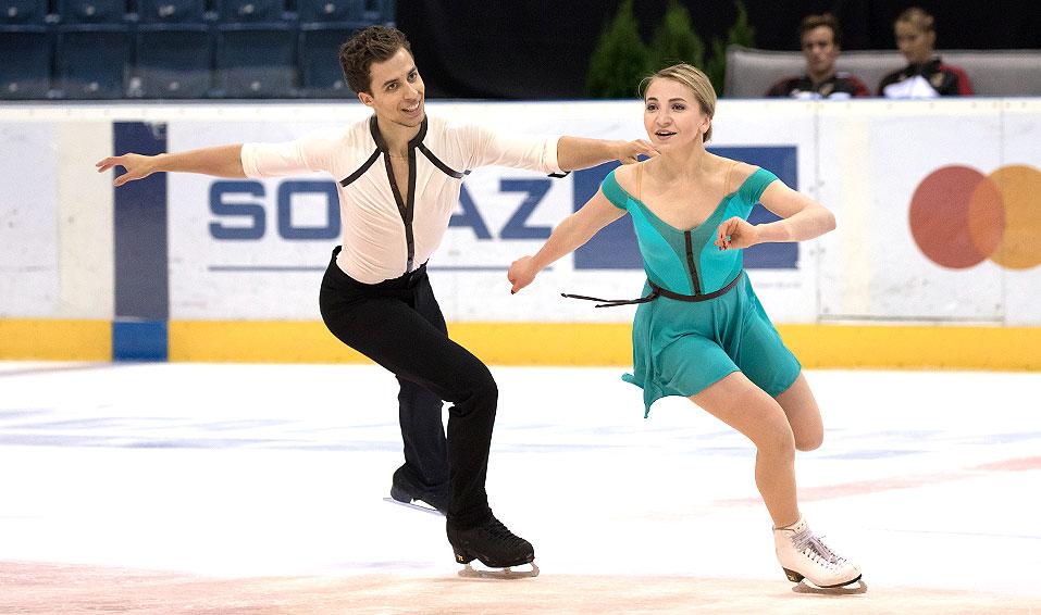 Profile – Adelina Galyavieva & Louis Thauron
