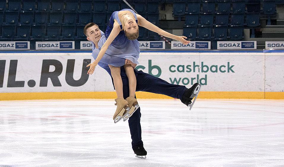 Profile – Anna Kublikova & Yuri Hulitski