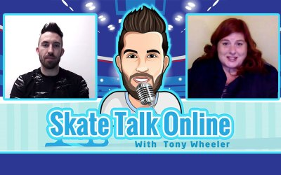 Watch Daphne's interview with Skate Talk Online