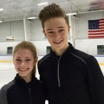 Getting to Know: Anya Lavrova & Maxwell Gart
