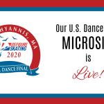 2020 U.S. Dance Final Microsite
