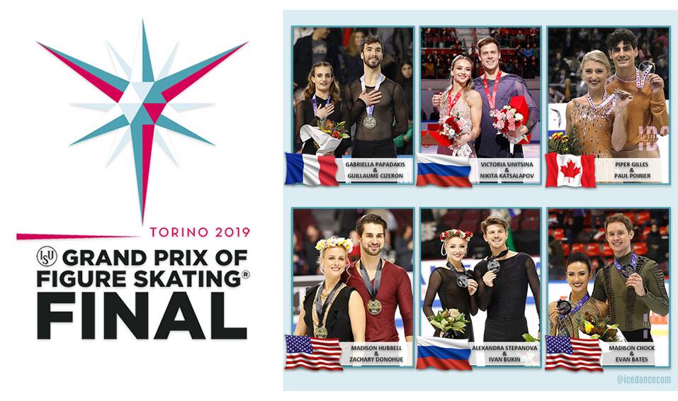 Preview: 2019 Junior & Senior Grand Prix Final