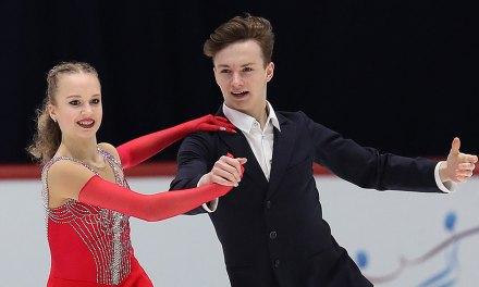 Profile – Angelina Kudravtseva & Ilia Karankevich