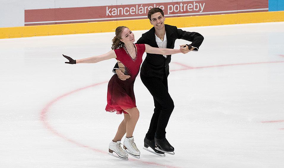 Profile – Evgeniia Lopareva & Geoffrey Brissaud
