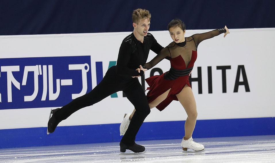 Profile – Yura Min & Daniel Eaton