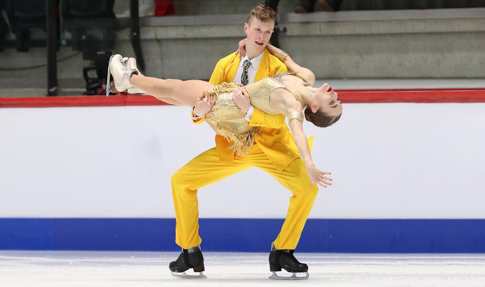 Profile – Karina Sidarenka & Maksim Yalenich