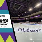 Melanie's #21USChamps Blog – Day 1