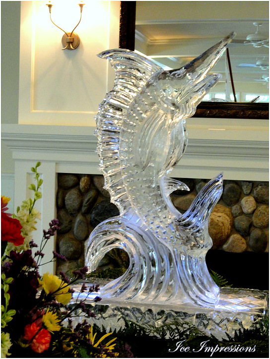 Ice Sculptures Ice Impressions Ice Sculptures Business And Special Event Ice Sculptures
