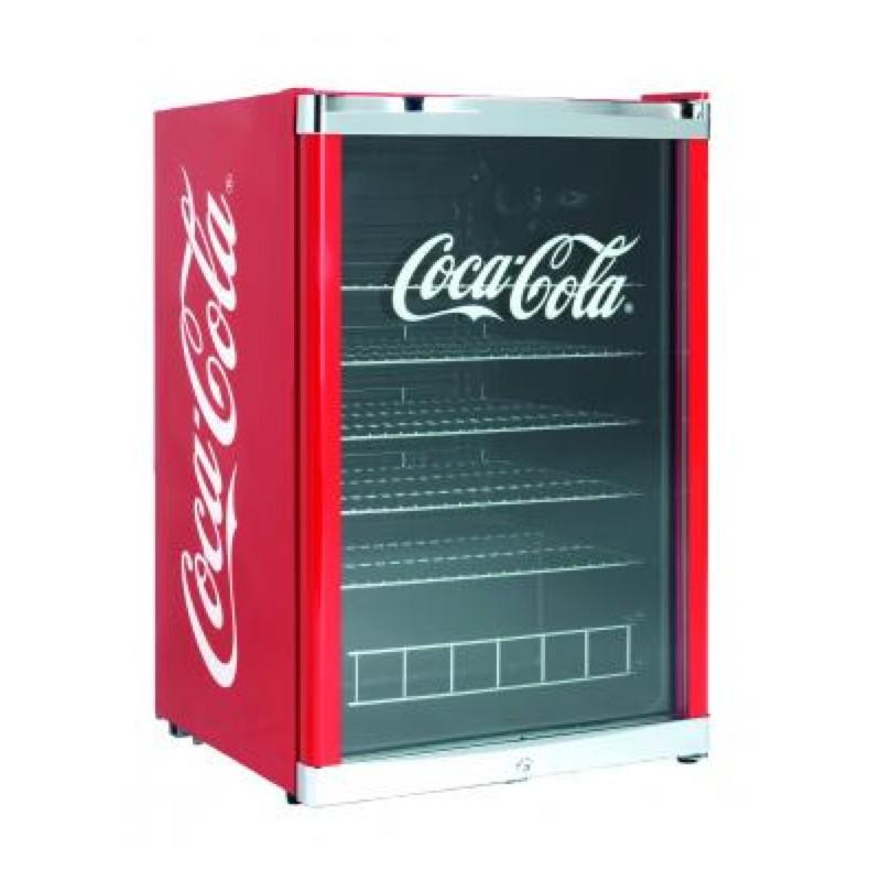 Frigo Vitrine Coca Cola Boissons 115L Dcouverte