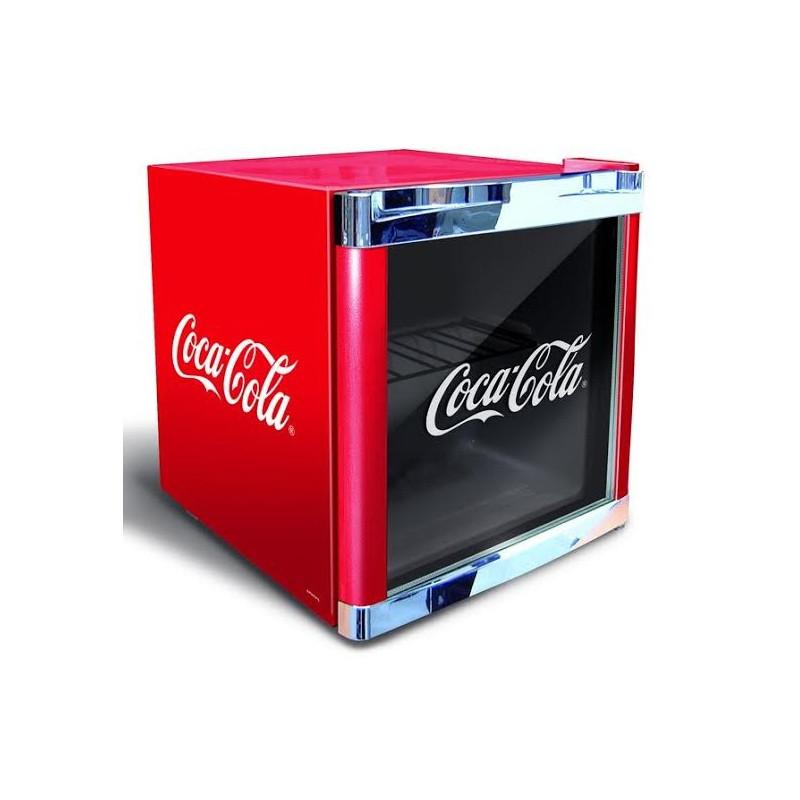 Petit Rfrigrateur Frigo Vitrine Coca Cola Boissons 50 L