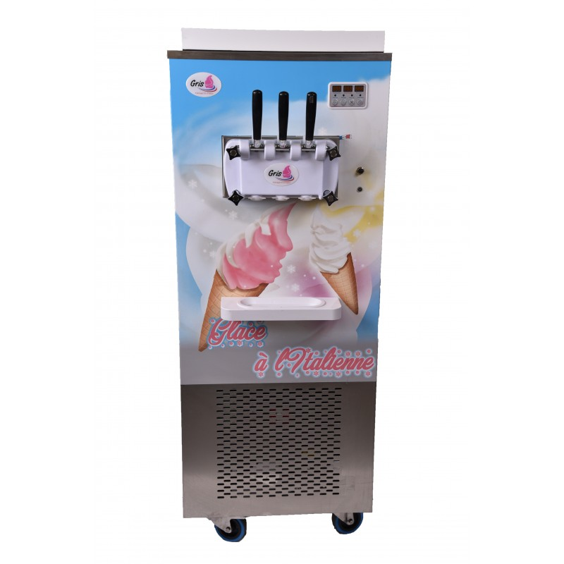 Machine Glace Italienne Soft Ice Professionnelle