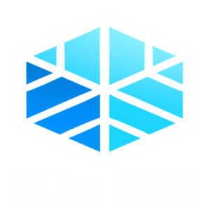 Logo created by Raven Evermoor for Ice & Dice, LLC