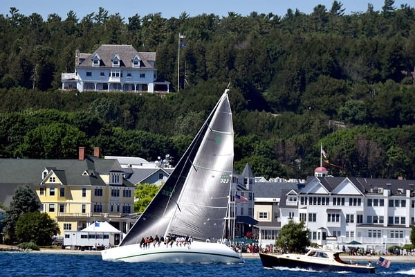 Follow EQUATION in the 2019 Chicago Mackinac Race