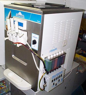 Carpigiani Super Tre BP Machine