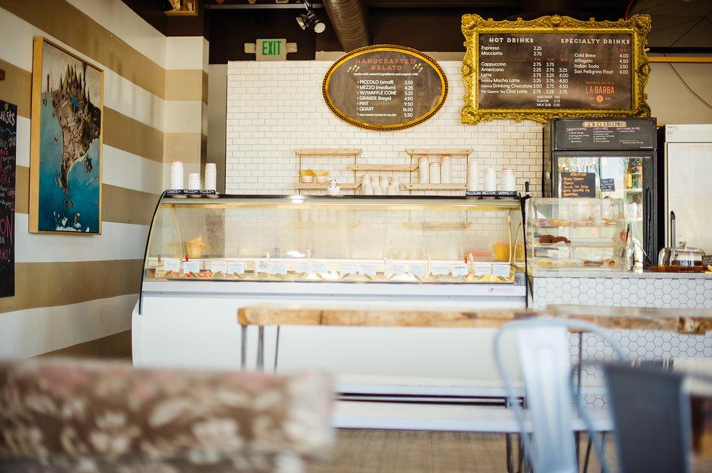 Ice Cream Sundays with Dolcetti Gelato