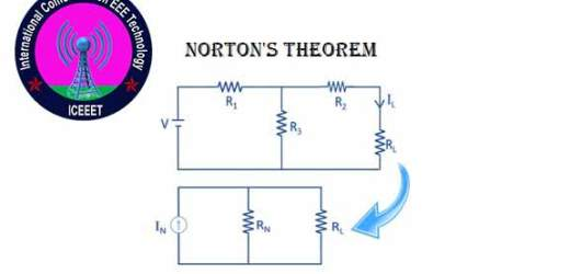 Norton Equivalent Circuit – An Overview | Practical Example