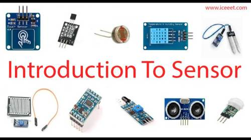 Introduction to Sensors | Types Of Sensor  | Application