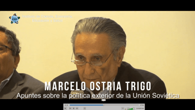 Photo of [VIDEO] Cápsula 007 – Marcelo Ostria Trigo