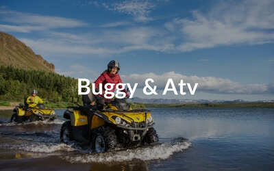 buggy tours iceland