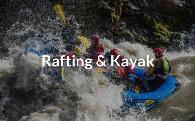 rafting tours iceland
