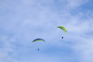 paragliding and air sports iceland