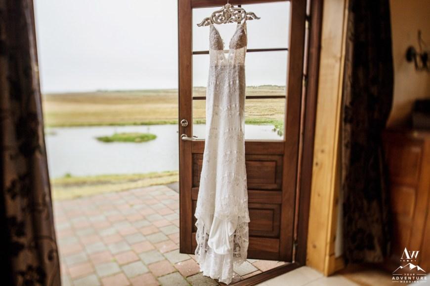 Iceland Wedding Dress