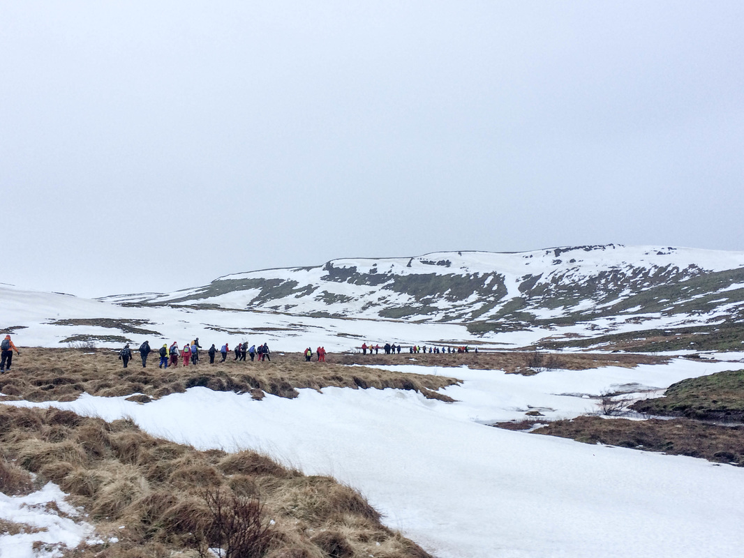 Hiking mountains in South Iceland with the Icelandic Touring Association | Life With a View