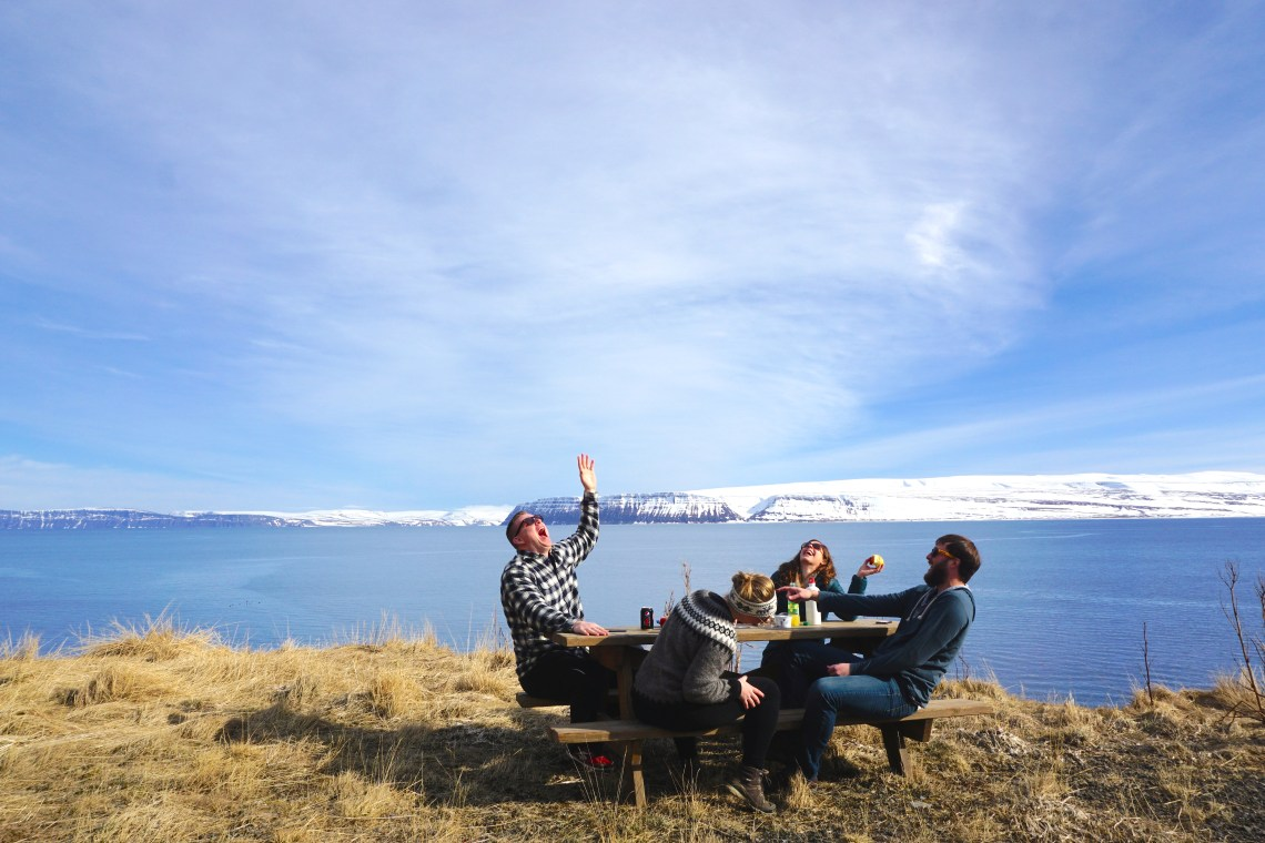 Best picnic spot award! What to do and see in the Westfjords, Iceland + Video! | Life With a View