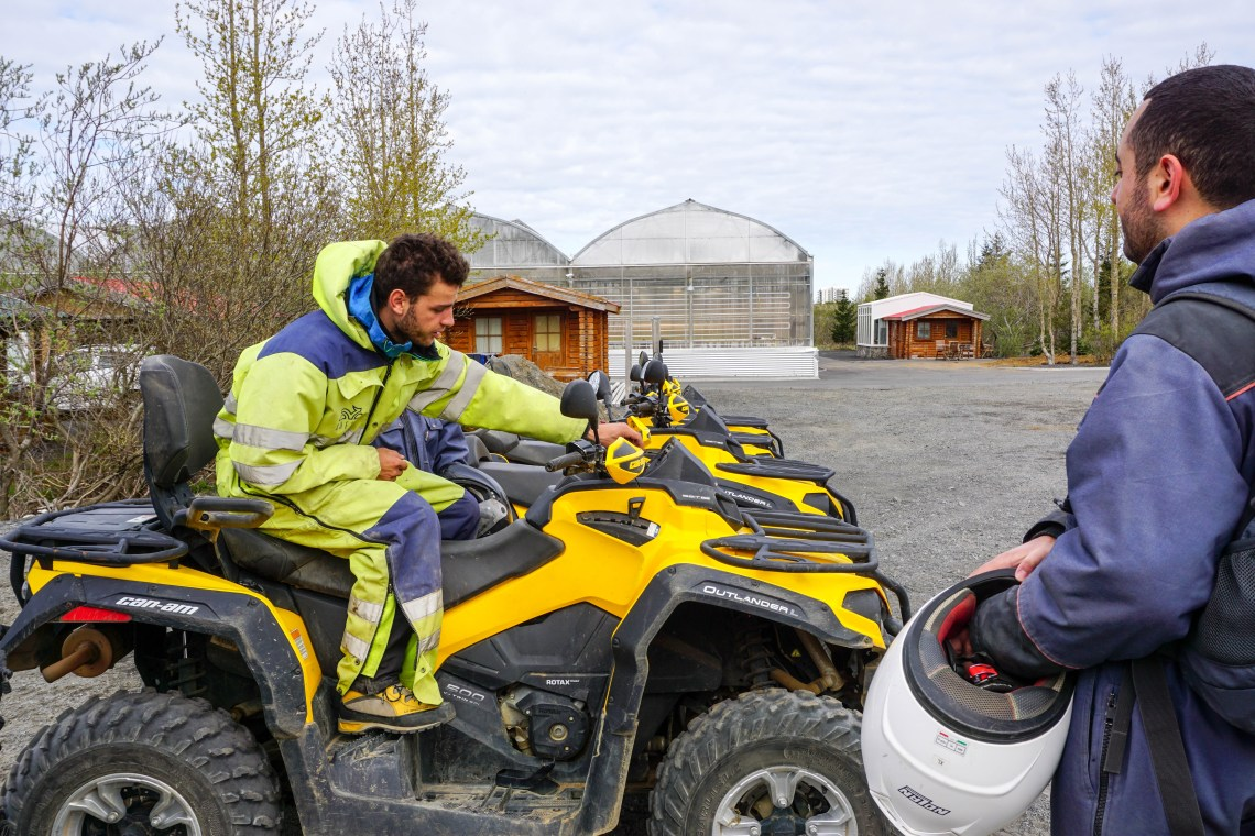 Looking for some off-road adventure in Iceland? There's no better way to get into nature and explore the wild Icelandic wilderness than with an ATV tour with Safari Quads! | Life With a View