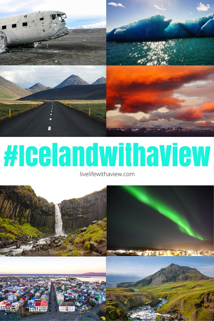 Northern lights, midnight sun, waterfalls, hiking and more! If you're looking for Iceland inspiration, use the hashtag #icelandwithaview on Instagram to discover beautiful Iceland photos! Life With a View