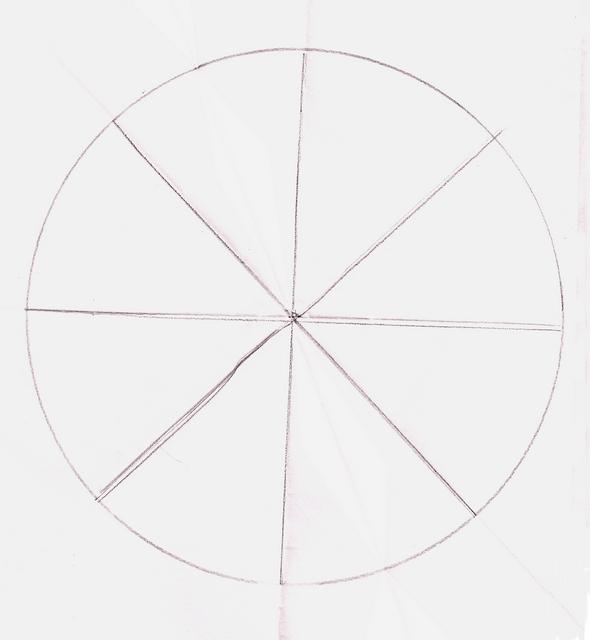Partager Le Cercle En 8 Parts Egales Defimath Coop Icem